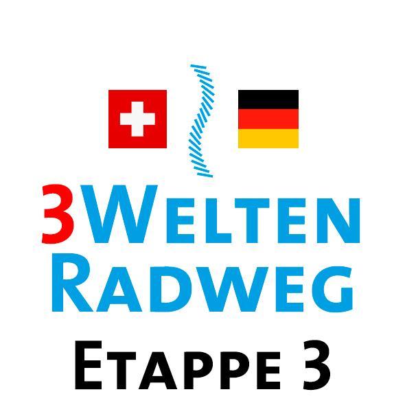 3Welten-Radweg  Etappe 3