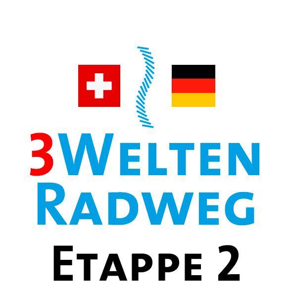 3Welten-Radweg  Etappe 2