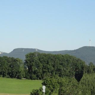 Blick auf Täbingen