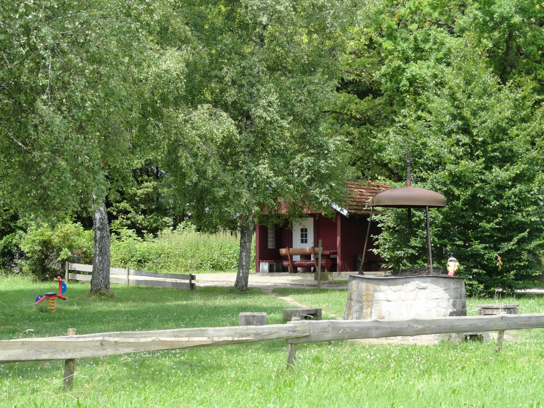 Grillplatz Eichwald