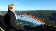 Naturpark-AugenBlick-Runde auf dem Sommerberg Bad Wildbad