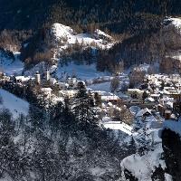 Das Dorf Susch