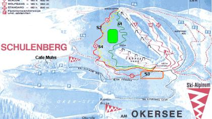 Pistenplan Ski-Alpinum