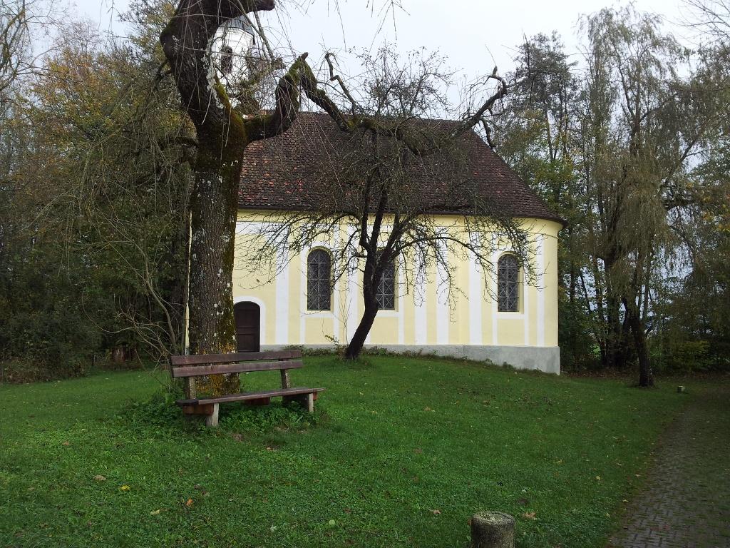 St. Jakobus-Kapelle Seeseiten (Susanne Lengger)