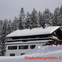 Hindenburgerhütte 1260m