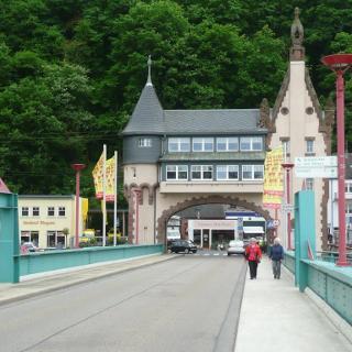 Traben -Trarbach:  Brückentor