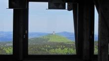 Auf und um den Böhmerwaldturm herum