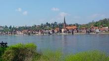 Schleifenroute DE Lauenburg Elbe - Ratzeburg Etappe 133