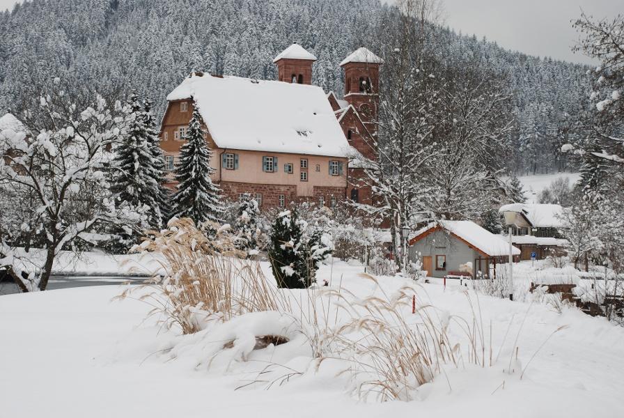 Baiersbronn - Klosterreichenbach und zurück