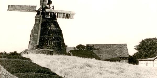 Windmühle Rodenberg 1895