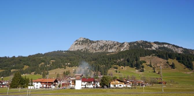 Bergtour einstein tannheimer tal webcam