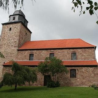 Klosterkirche Reichenbach Stadtteil von Hessisch Lichtenau