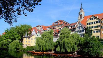 Tübingen - Neckarfront