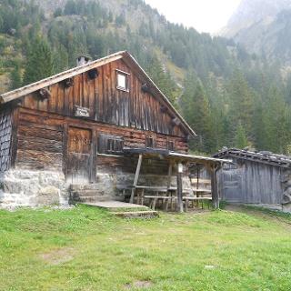 Alpine Hut Gerstruben