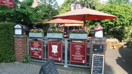 Cafe Und Hotel Am Schloss Raesfeld