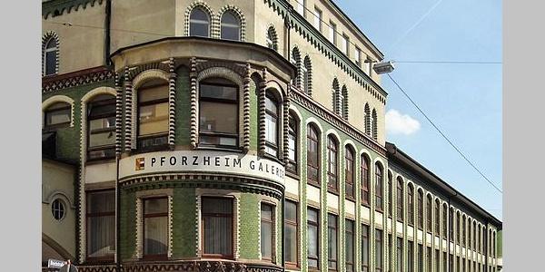 Schleifenroute - Technisches Museum der Schmuck- und Uhrenindustrie.