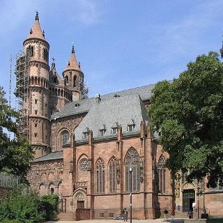 Kaiserdom St. Peter Worms