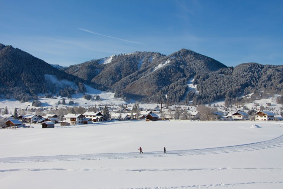Cross-country ski route – sun tour
