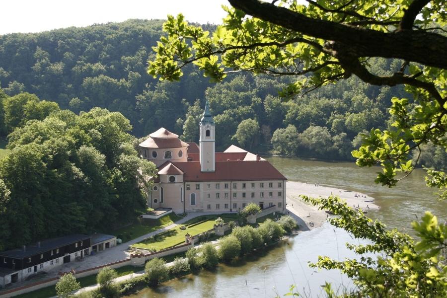 Donaudurchbruch - Weltenburger Wanderweg III: Weltenburger Höhenweg