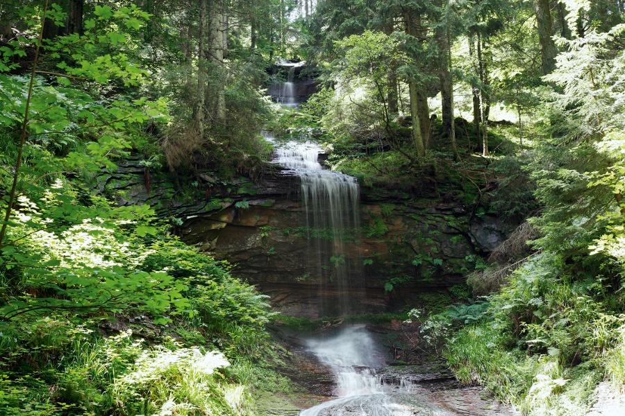 Baiersbronner Himmelsweg: Naturgewalten-Tour