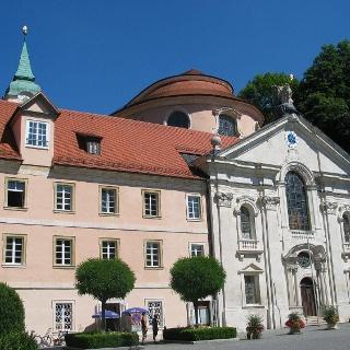 Klosterkirche Weltenburg im Kloster Weltenburg