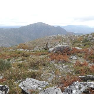 Blick über den Peneda-Gerês Nationalpark