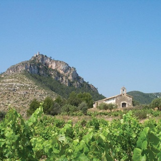 Castellot und El Vinyet