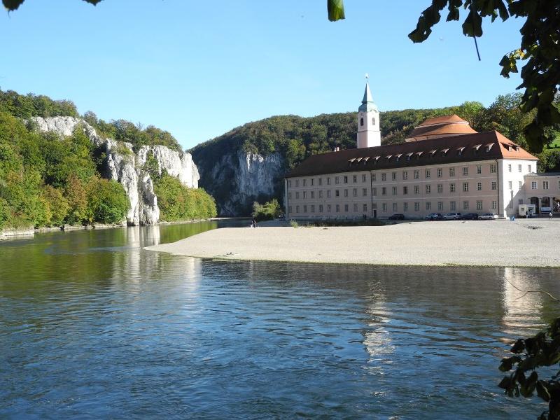 Donaudurchbruch - Weltenburger Wanderweg X: Donau-Altmühl-Rundweg