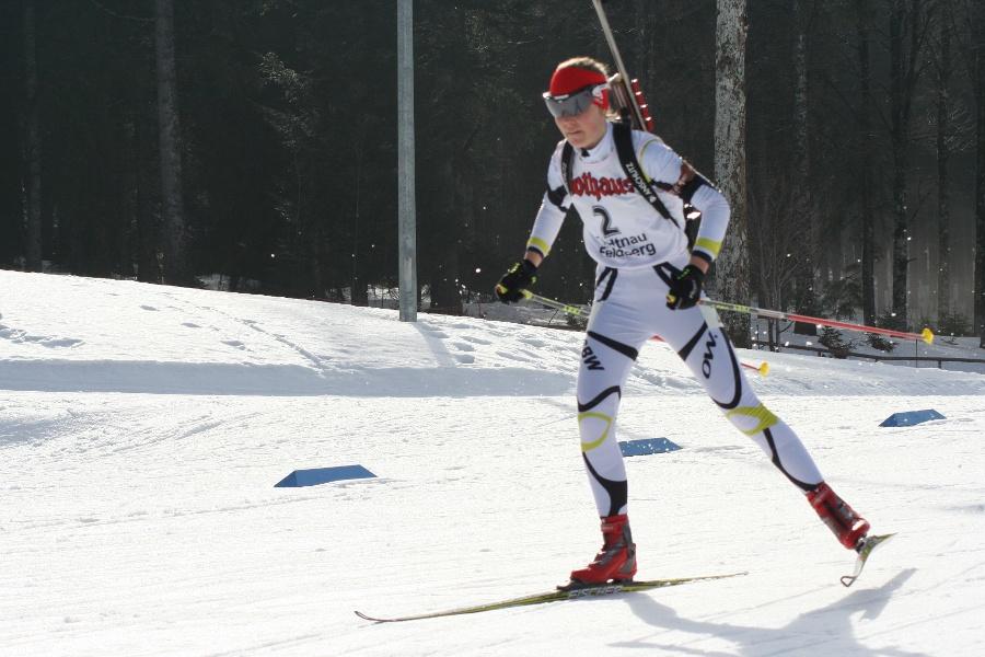 Biathlonanlage Nordic Center Notschrei 1,7 - 3,5 km