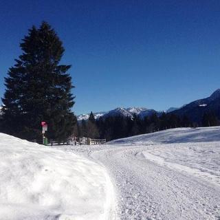 Winterwandern zum Glinzgi Egg