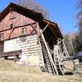 Die erste Mühle auf dem Weg, die Müller Mühle