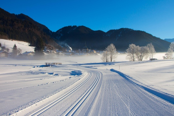 Cross-country ski route – Ettal tour