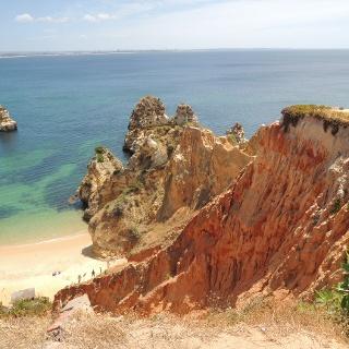 Algarve-Küste
