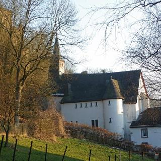 Burgkapelle in Kerpen