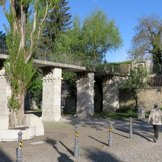 Elisabethbrücke Lendhafen