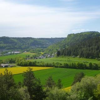 Blick auf Irslenbach