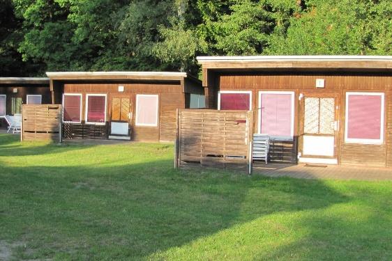 Bungalow Kanu-und-Camp am Rheinsberger See