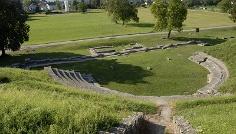 Ruine des Amphitheaters