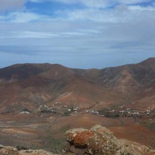 Blick auf Vega de Río Palmas
