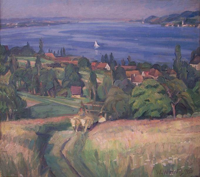 Landschaft erleben - Kunst entdecken in Gaienhofen