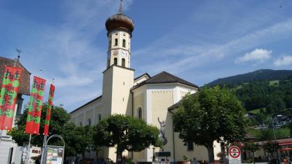 Pfarrkirche St. Jodok in Schruns