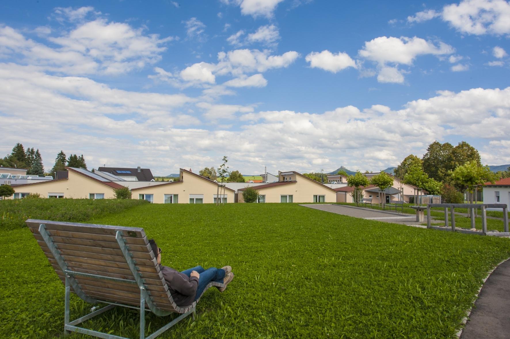Mehrgenerationenpark Grosselfingen