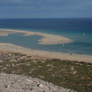 Der Playa Sotavento
