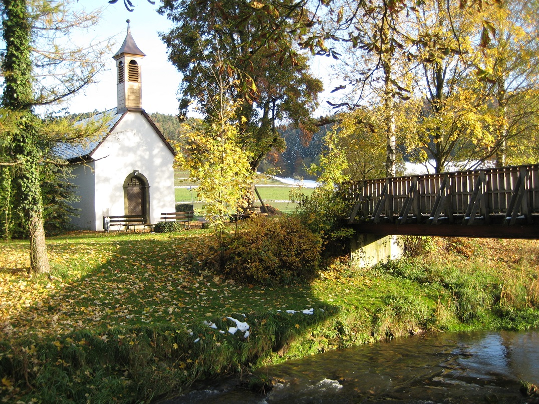 Kapelle an der Stunzachbrücke