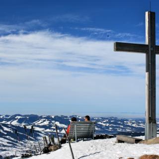 Stockberg Gipfel