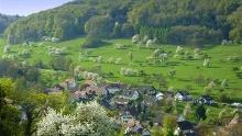 Laufrunde über Sehringen und Lipburg