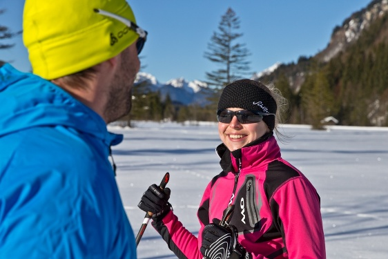 Cross-country ski route – Weidmoos tour