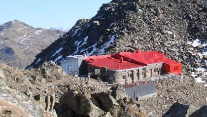 Glungezerhütte 2610m