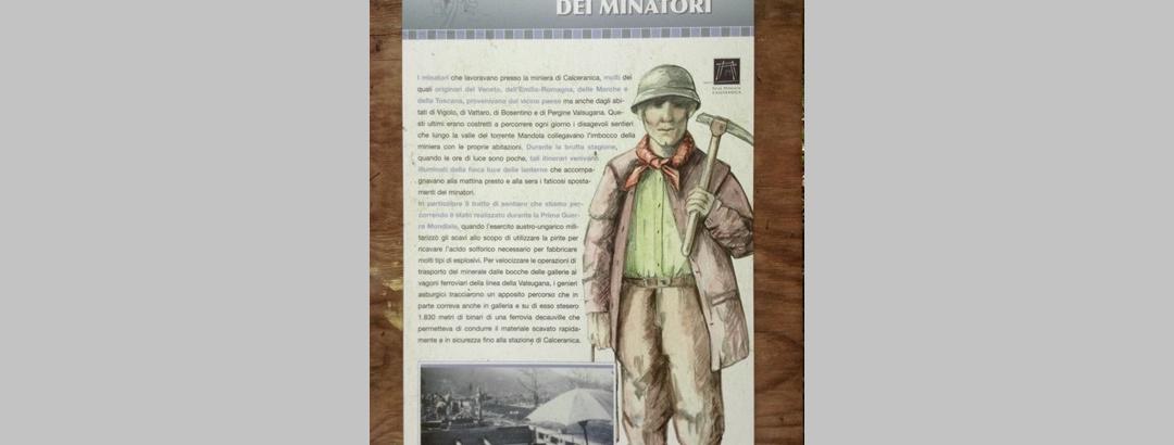Sentiero dei minatori