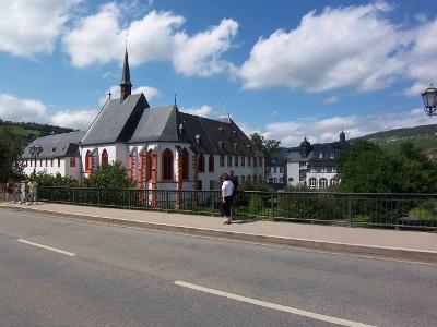 Kues: St.-Nikolaus-Hospital